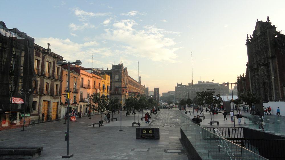 Bilder aus Mexiko-Stadt