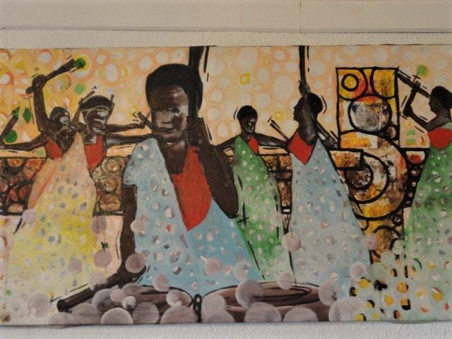 Kulturpunkte in Kigali